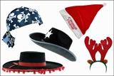 √ Карнавальные шляпы