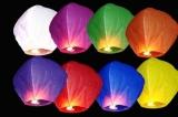 √ Небесные фонарики