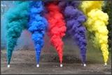 √ Цветной дым, фальшфаеры