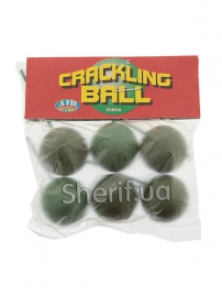 Шарики Cracling Ball 0205A (1уп-6шт)