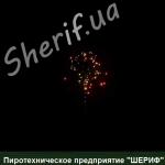 Фейерверк День Победы (Токмак 2011 с одной точки) 2