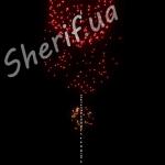 Фейерверк День Победы (Токмак 2011 с одной точки) 3