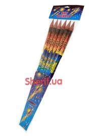 Набор ракет Sky Rockets - 1 (11шт)