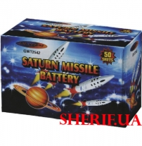 GWT2542 Катюша (SATURN MISSILE BATTERY) 50 зарядов