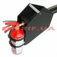 Конфети машина Тайфун CO2 (корпус алюминий)-4