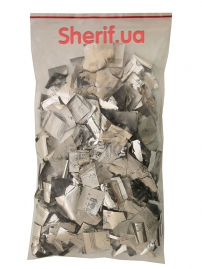 Конфетти Метафан Silver (серебро), 1кг-2