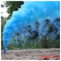 Дымный факел Синий 35сек-6