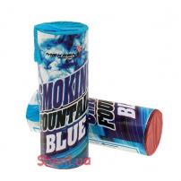 Дымний факел Синий 35сек