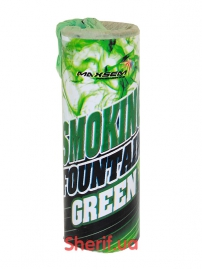 MA0509-G Дымный факел Зеленый 35сек