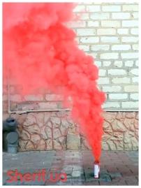 Дымный факел Красный 35сек-3
