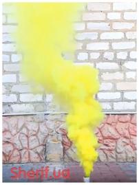 Дымный факел Желтый 35сек-5