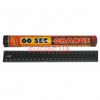 Дымный факел Оранжевый 60сек-2