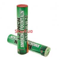 Дымный факел Зеленый 60сек