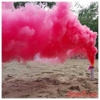 Дымный факел Красный 60сек-6