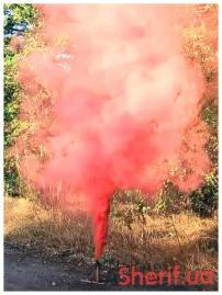 Дымный факел Красный 1.2 inch