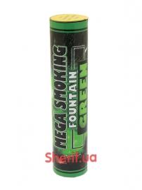 Дымный факел Зеленый 60сек DUPLEX-3