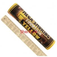 Дымный факел Желтый 60сек DUPLEX-2