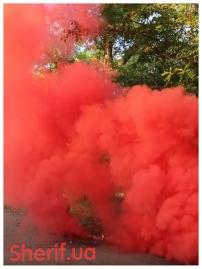 Дымный факел Красный 60сек DUPLEX-3