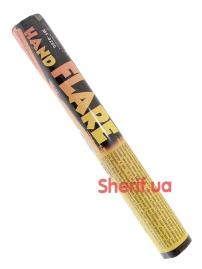 Фальшфаер Maxsem MF-0260 Y желтый 100с