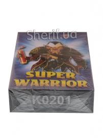Шутиха (петарда) Super Warrior K0201S (1уп/60шт)-3