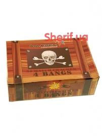Петарды Rums 4 Bangs (1уп/100шт)