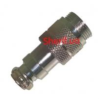 Разъем MIC 344 М крепление на кабель, 4 контакта-4