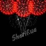 Фейерверк Rihanna - We found love (версия от 23.09.2013)