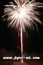Фейерверк День независимости