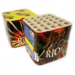 Салютные установки Рио 2