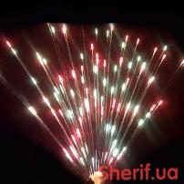 Мортирка 30мм SUF 18201 Red & green star to crossette 0,8 182s 5-10sec