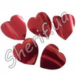 Конфетти сердца 3