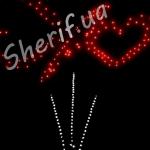 Фейерверк My Heart Will Go On (Титаник версия от 16.08.2013)