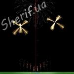 Фейерверк Форос 2011 (Palio+ Time to say goodbye) 6