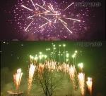 Фейерверк Новогодний 2011 (Донецк 31.12.2010)