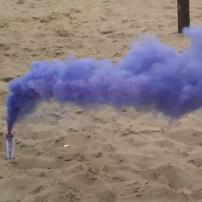 Дымный факел Purple Фиолетовый 60 сек MA0513/P