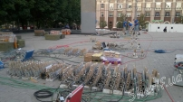 Фейерверк Bond - Wintersun  (версия от 30.06.2012 г.Донецк)