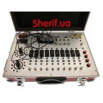 Купить в Днепре 214-канальный радиопульт для запуска фейерверков