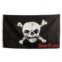 Флаг пиратский Jolly Roger MIL-TEC