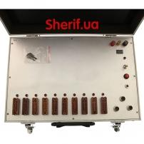 100-канальный компьютерный модуль для запуска фейерверка