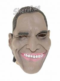 Маска Обама резиновая