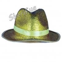 Шляпа мужская (пластик)