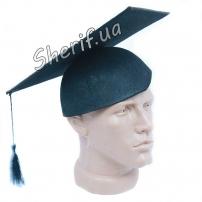 Шляпа Ученого (квадрат с кисточкой)