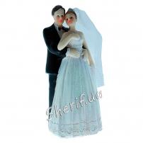 Свадебная статуэтка 10см
