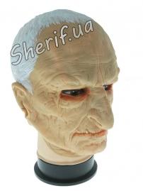 Карнавальная маска Кащей резиновая