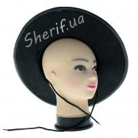 Шляпа еврея с большими полями