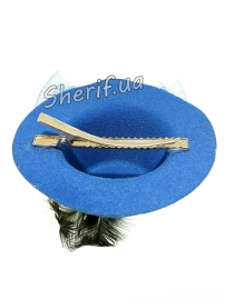 Шляпка Гламур мини в ассортименте
