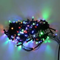 Гирлянда Рубинка 200 LED multicolor (1227-01)