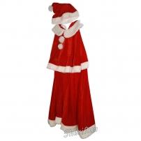 """Костюм карнавальный """"Девушка Санта Клауса"""""""