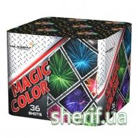 "MC 175-36 Салютная установка Magic Color 36 зар. 1,75"""