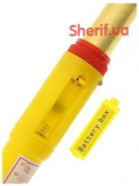 Ручной дымный факел (зеленый)-9